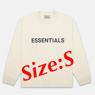 フィアオブゴッド(FEAR OF GOD)のFOG Essntials Long Sleeve T-Shirt(Tシャツ/カットソー(七分/長袖))