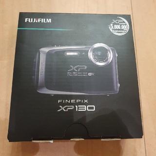 FUJIFILM FINEPIX XP130 ダークシルバー