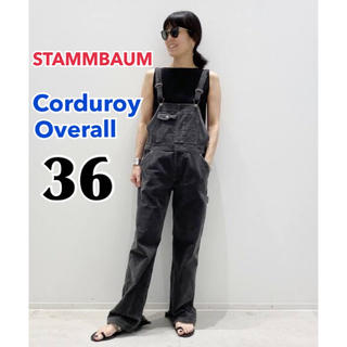 L'Appartement DEUXIEME CLASSE - 【STAMMBAUM/シュタンバウム】Corduroy Overall 36