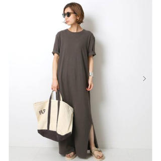 DEUXIEME CLASSE - Deuxieme Classe  Li/Co マキシ ドレス