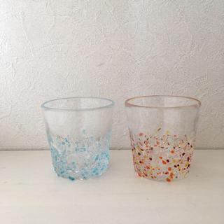 琉球ガラスセット(グラス/カップ)