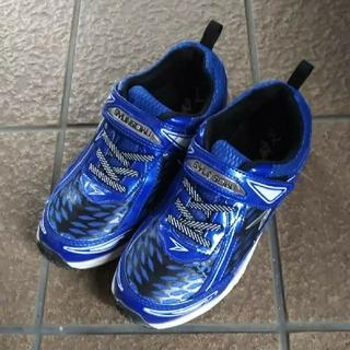 アキレス(Achilles)の瞬足   レインシューズ  21.5cm(長靴/レインシューズ)