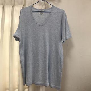 ビューティアンドユースユナイテッドアローズ(BEAUTY&YOUTH UNITED ARROWS)のユナイテッドアローズ  ブルーメンズTシャツ(シャツ)