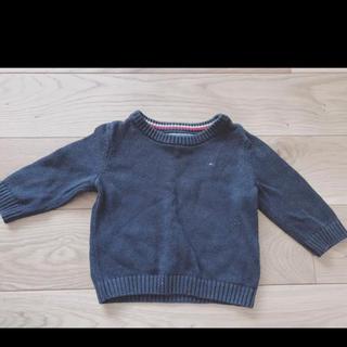 トミーヒルフィガー(TOMMY HILFIGER)の子供服 トレーナー (サイズ80)(トレーナー)