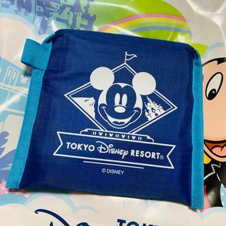 Disney - ディズニー 新商品 ミッキー ショッピングバッグ エコバッグ