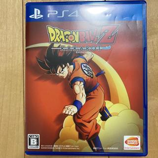 PlayStation4 - ドラゴンボールZ KAKAROT PS4 カカロット