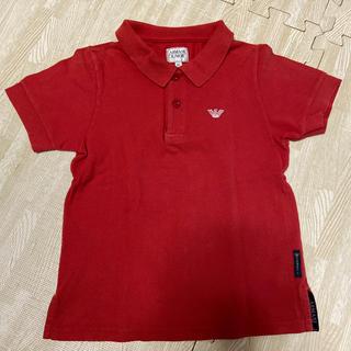 アルマーニ ジュニア(ARMANI JUNIOR)のアルマーニJr.ポロシャツ(Tシャツ/カットソー)