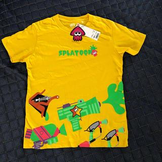 UNIQLO - 新品 スプラトゥーン キッズ 140cm Tシャツ