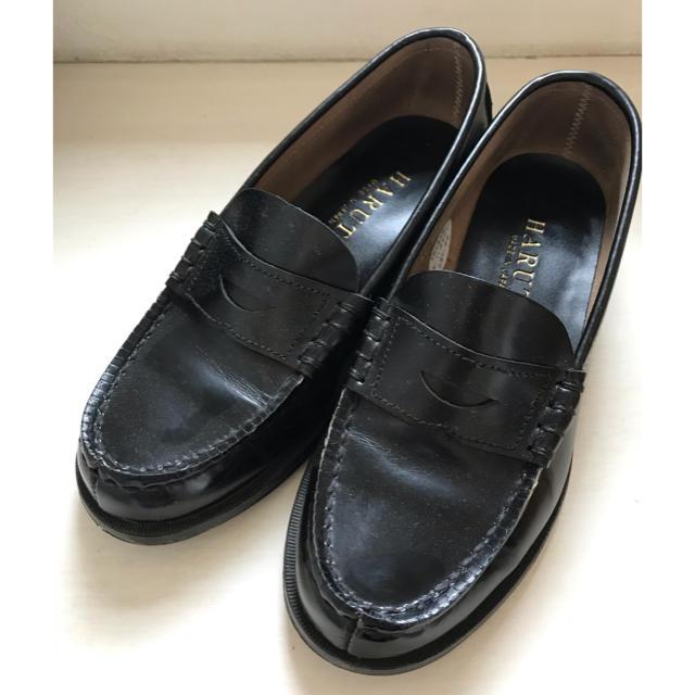 HARUTA(ハルタ)のハルタ 革製 ローファー 22cm EEE レディースの靴/シューズ(ローファー/革靴)の商品写真