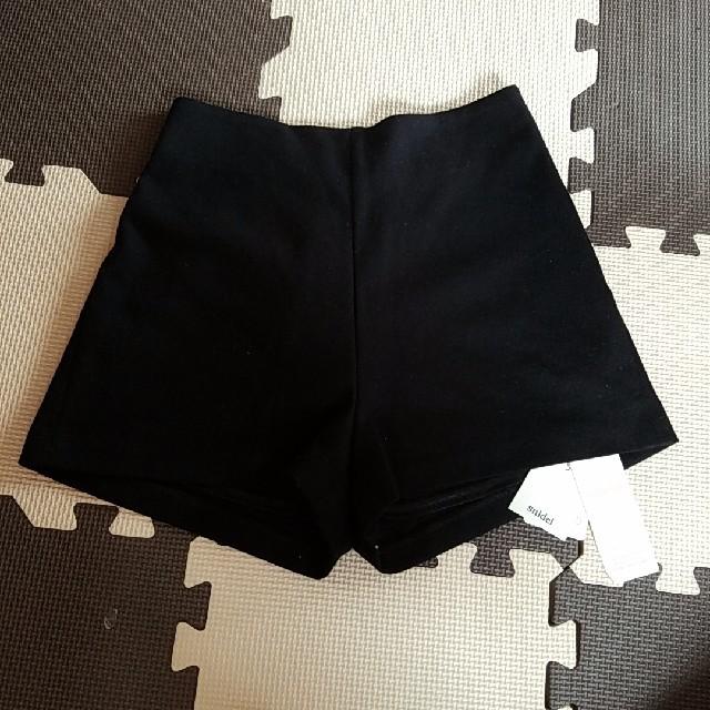 snidel(スナイデル)の新品タグ付き snidel ショートパンツ レディースのパンツ(ショートパンツ)の商品写真