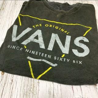 Tシャツ VANS バンズ ヴァンズ XL(Tシャツ/カットソー(半袖/袖なし))