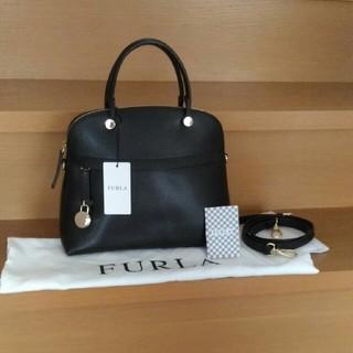 Furla - FURLA パイパー2way M ブラック