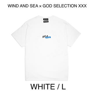 Supreme - WIND AND SEA × GOD SELECTION XXX / L