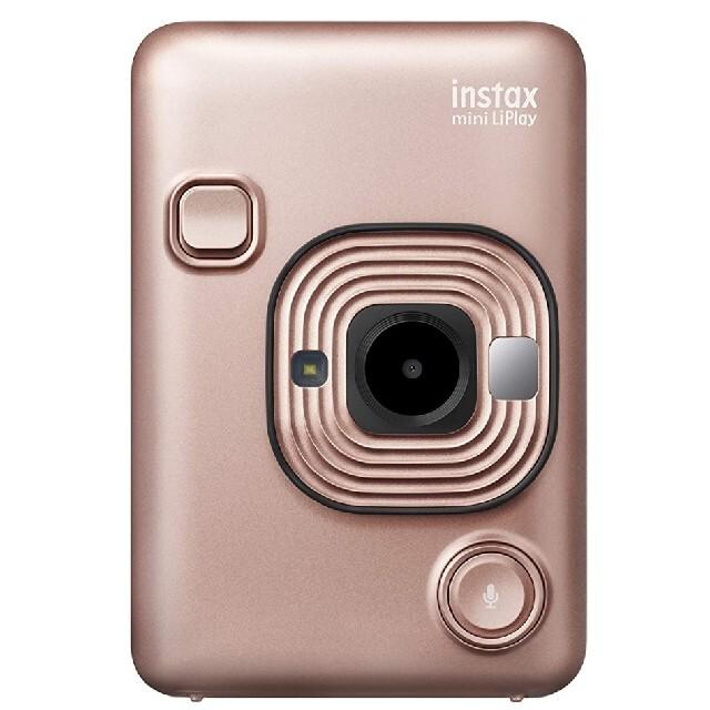 新品 未開封 ●FUJFILM instax mini LiPlay リプレイ スマホ/家電/カメラのカメラ(その他)の商品写真