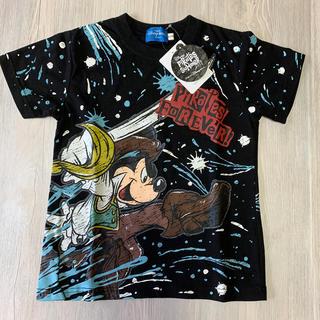 Disney - ディズニーリゾートTシャツ 新品タグ付き 120サイズ