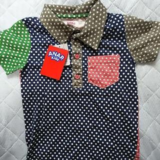 アナップキッズ(ANAP Kids)の新品 ANAP 半袖カットソー 110(Tシャツ/カットソー)