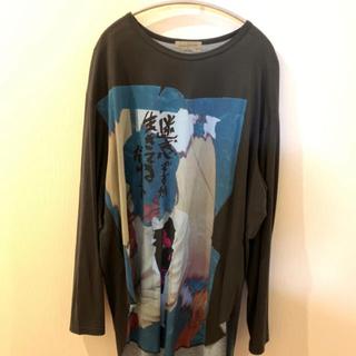 ヨウジヤマモト(Yohji Yamamoto)のYohjiYamamoto 19ss(Tシャツ/カットソー(七分/長袖))