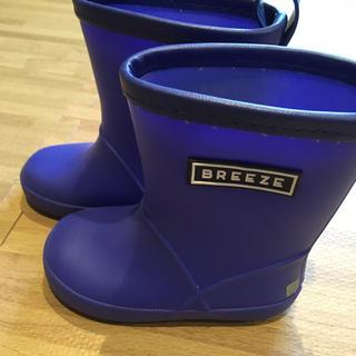 ブリーズ(BREEZE)のブリーズ  レインブーツ 14㎝(長靴/レインシューズ)