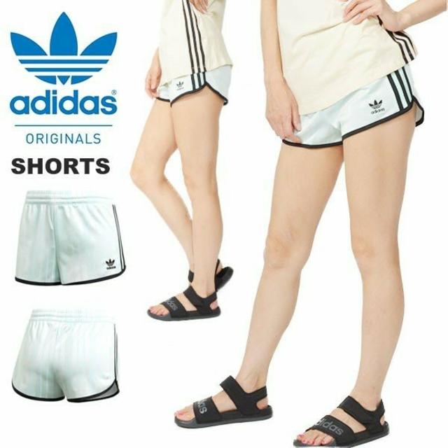 adidas(アディダス)のアディダス オリジナルス ショートパンツ レディース レディースのパンツ(ショートパンツ)の商品写真