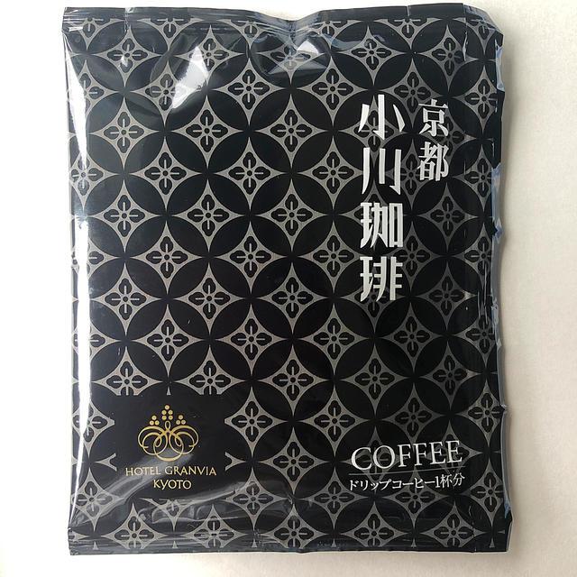 小川珈琲(オガワコーヒー)の京都/小川珈琲 ドリップコーヒー4袋 食品/飲料/酒の飲料(コーヒー)の商品写真