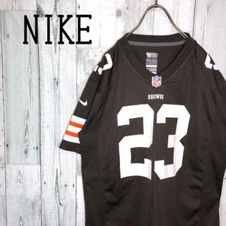 ナイキ(NIKE)のNFL Joe Haden ゲームシャツ ユニフォームシャツ アメフト ナイキ(アメリカンフットボール)