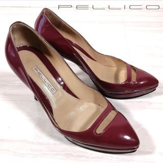 ペリーコ(PELLICO)のアネッリ PELLICO ペリーコ ハイヒール ピンヒール(ハイヒール/パンプス)