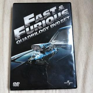 ユニバーサルエンターテインメント(UNIVERSAL ENTERTAINMENT)のワイルドスピード DVD クアトロジーセット(外国映画)
