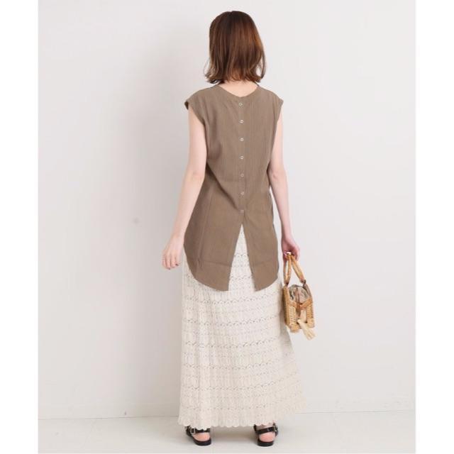 IENA(イエナ)のIENA バルファスレーススカート38 イエナ レディースのスカート(ロングスカート)の商品写真