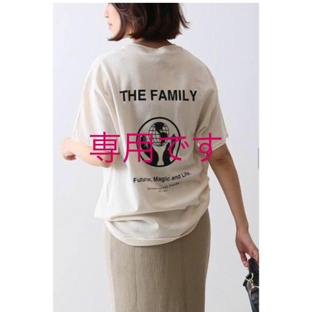 FRAMeWORK(フレームワーク)のTHE ACADEMY NEWYORK ALL ADMISSION Tシャツ レディースのトップス(Tシャツ(半袖/袖なし))の商品写真