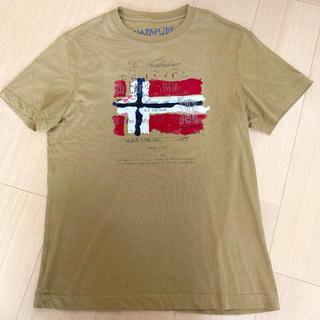 ナパピリ(NAPAPIJRI)のNAPAPIJRI ナパピリ Tシャツ 綿100%(Tシャツ/カットソー(半袖/袖なし))