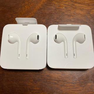 アイフォーン(iPhone)のiPhone用イヤホン(ヘッドフォン/イヤフォン)
