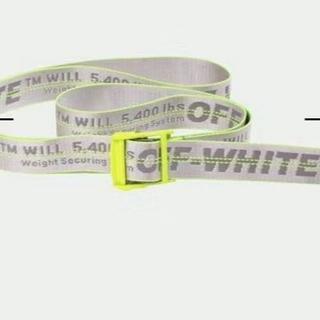 オフホワイト(OFF-WHITE)のoff-white  tee  ベルト(ベルト)