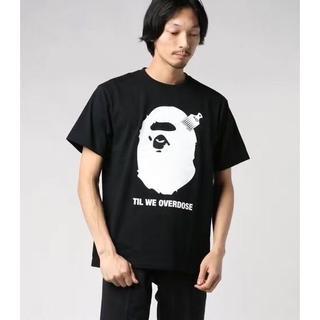 アベイシングエイプ(A BATHING APE)のBAPE tee(Tシャツ/カットソー(半袖/袖なし))