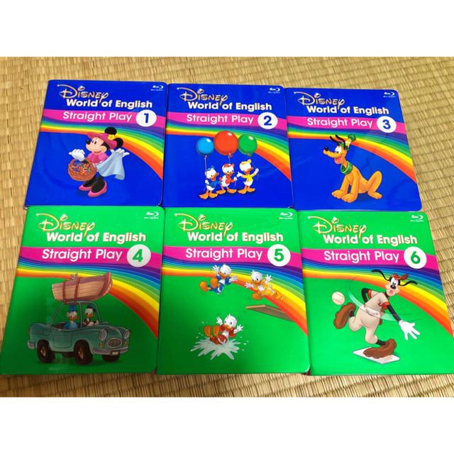 Disney(ディズニー)のソフィ様専用 ディズニー英語システム ストレートプレイ DWE ブルーレイ エンタメ/ホビーのDVD/ブルーレイ(キッズ/ファミリー)の商品写真