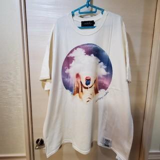 ミルクボーイ(MILKBOY)の【MILKBOY】TEEZ AND THANG 白T XL(Tシャツ/カットソー(半袖/袖なし))