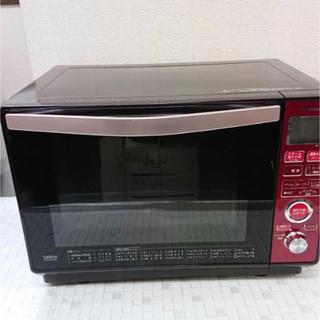 SHARP - 過熱水蒸気オーブンレンジ RE-T800-R 2015年製 SHARP