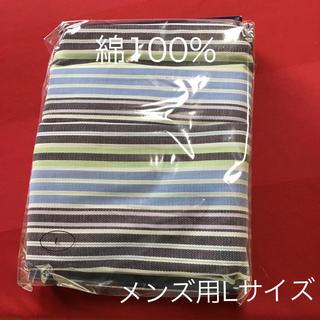 シャルレ(シャルレ)のシャルテコ メンズ綿100% L ★未使用品★(ルームウェア)