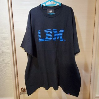 ミルクボーイ(MILKBOY)の【LAND by MILKBOY】ロゴTシャツ ブラック XXL(Tシャツ/カットソー(半袖/袖なし))