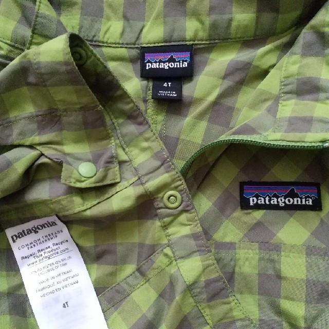patagonia(パタゴニア)のパタゴニア♡ジャケット キッズ/ベビー/マタニティのキッズ服男の子用(90cm~)(ジャケット/上着)の商品写真