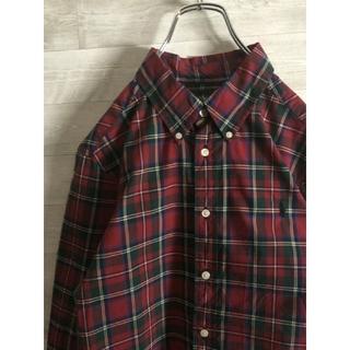 Ralph Lauren - RALPH LAUREN チェックシャツ 160