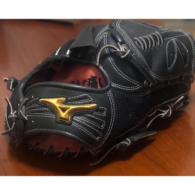 MIZUNO(ミズノ)のミズノプロ 軟式 オーダー スポーツ/アウトドアの野球(グローブ)の商品写真