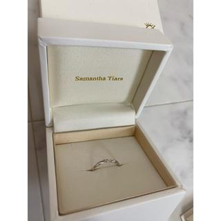 サマンサティアラ(Samantha Tiara)のSamantha tiara(サマンサ)リング9号(リング(指輪))
