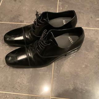 サンローラン(Saint Laurent)のadelo ストレートチップ 皮靴 ヒール(ドレス/ビジネス)