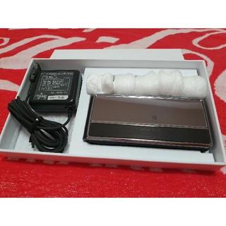 エヌイーシー(NEC)のN-07E ブラック docomo 未使用ガラケー(携帯電話本体)