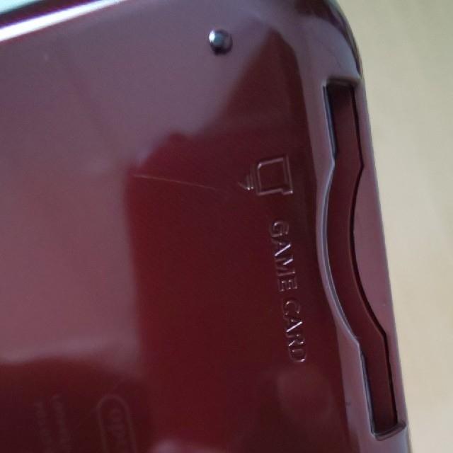 ニンテンドー3DS(ニンテンドー3DS)のNintendo 3DS NEW ニンテンドー 本体 LL メタリックレッド エンタメ/ホビーのゲームソフト/ゲーム機本体(携帯用ゲーム機本体)の商品写真