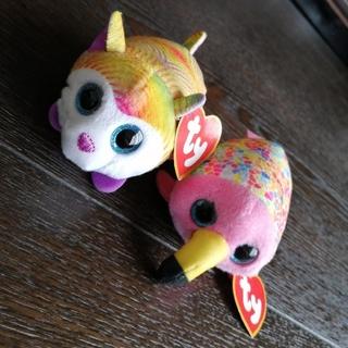 マクドナルド(マクドナルド)の【中古】マクドナルド ハッピーセット ty 2個セット(ぬいぐるみ/人形)