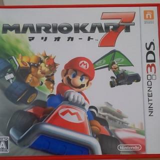 任天堂 - マリオカート7 3DS