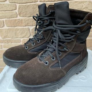 アディダス(adidas)のYEEZY SEASON4 コンバットブーツ 40(ブーツ)