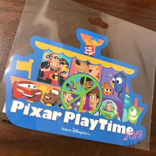 Disney - ディズニーシー ピクサープレイタイム 2019 ポストカード