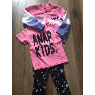 アナップキッズ(ANAP Kids)のAHAP 90cm 3点セット(その他)